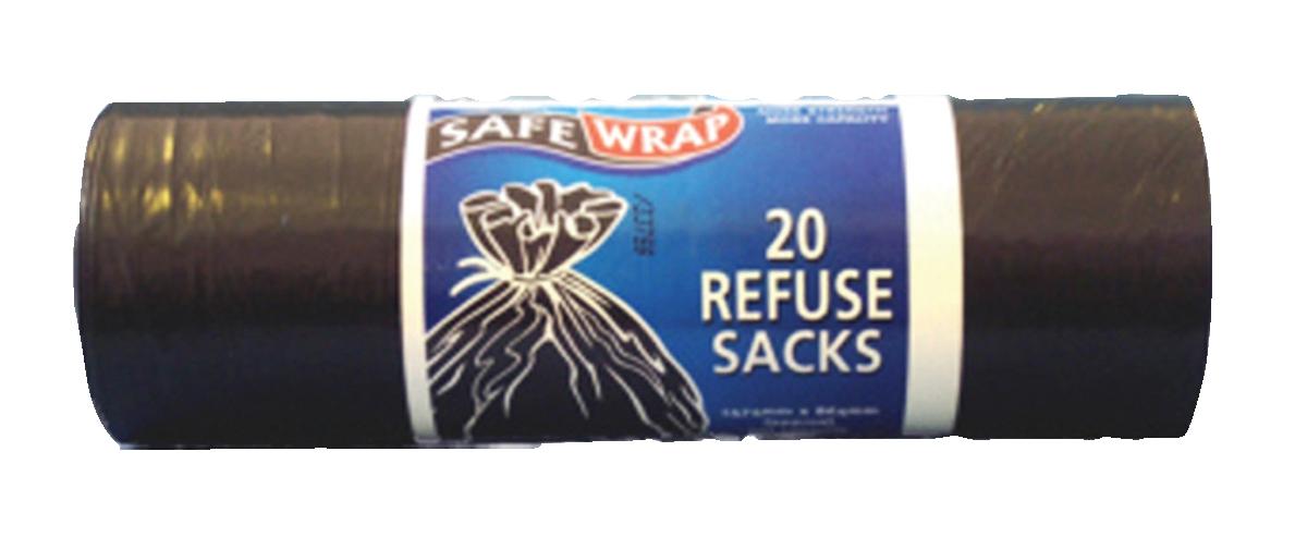 Robinson Young Safewrap Refuse Sacks
