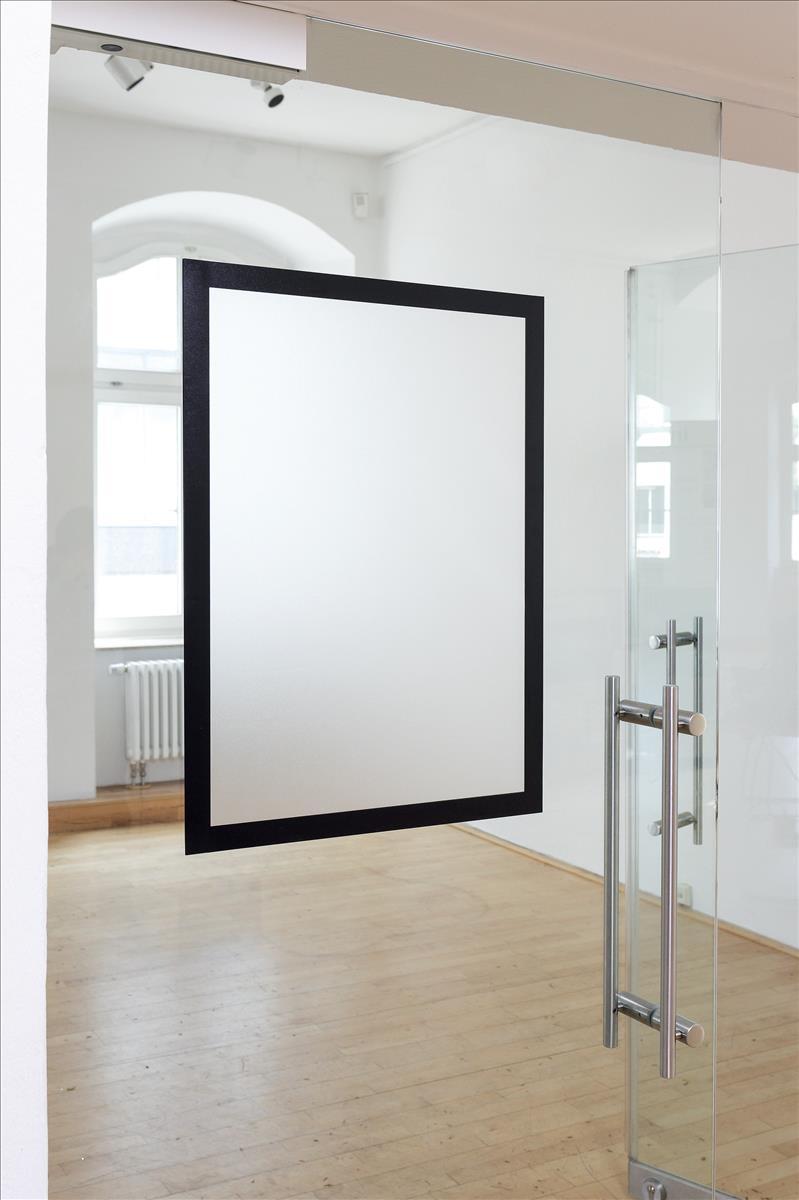 Duraframe Magnetic Frame A2 Black (Pack of 1) 4995 01