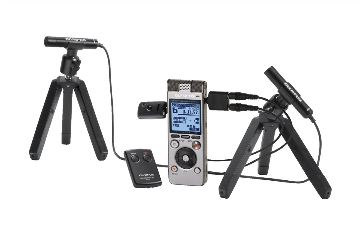 Image for Olympus DM-650 Conference Recording Kit