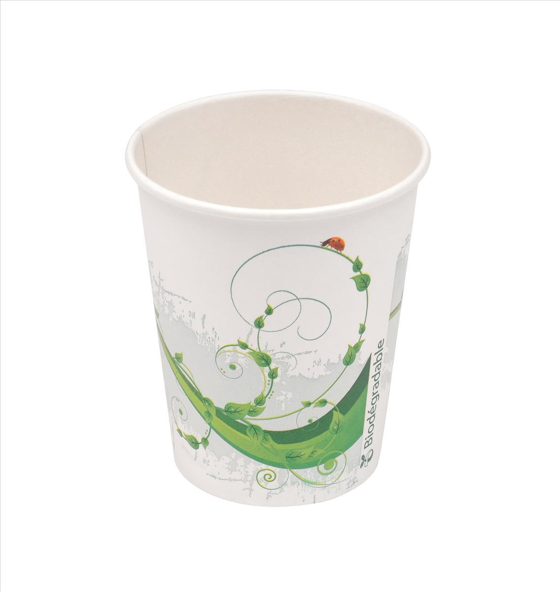 Stewart Superior Biodegradable PLA Cups 8oz 227ml