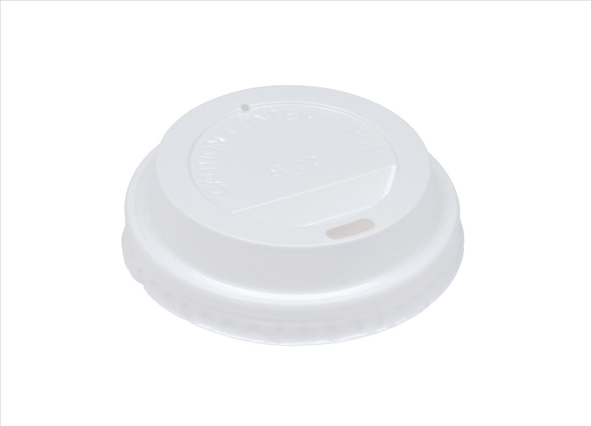 Stewart Superior Biodegradable Cup Lid 8oz 227ml