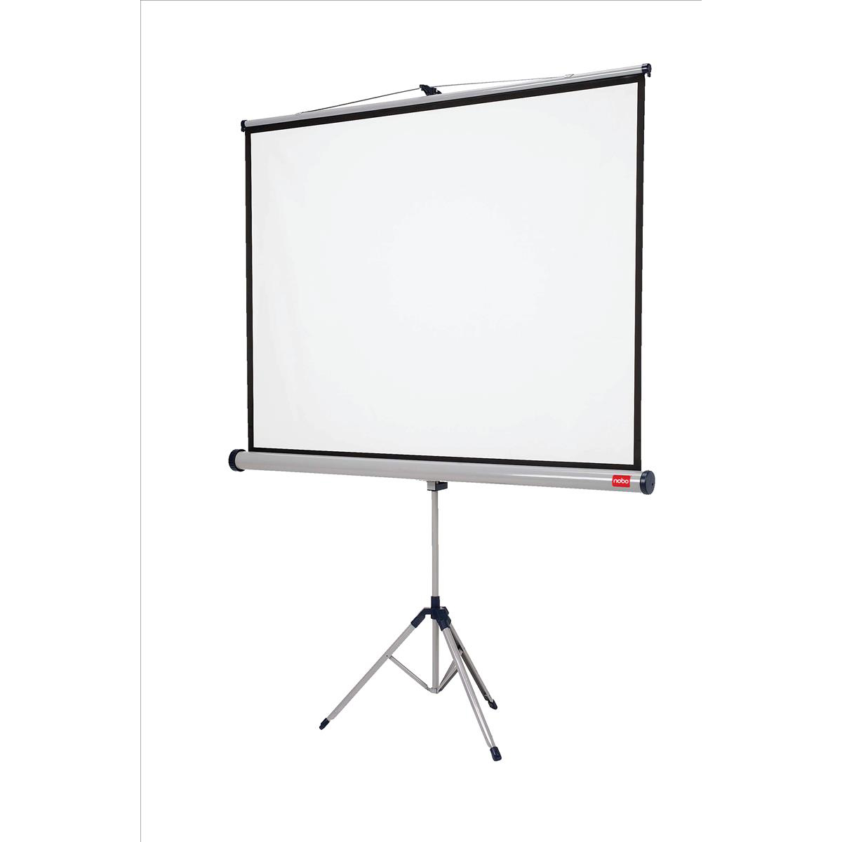 Image for Nobo Tripod Widescreen Projection Screen W1500xH1000 Ref 1902395W