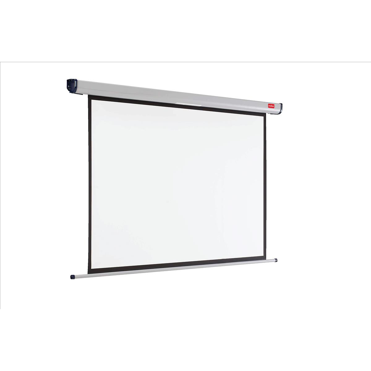 Image for Nobo Wall Widescreen Projection Screen W1500xH1140 Ref 1902391W