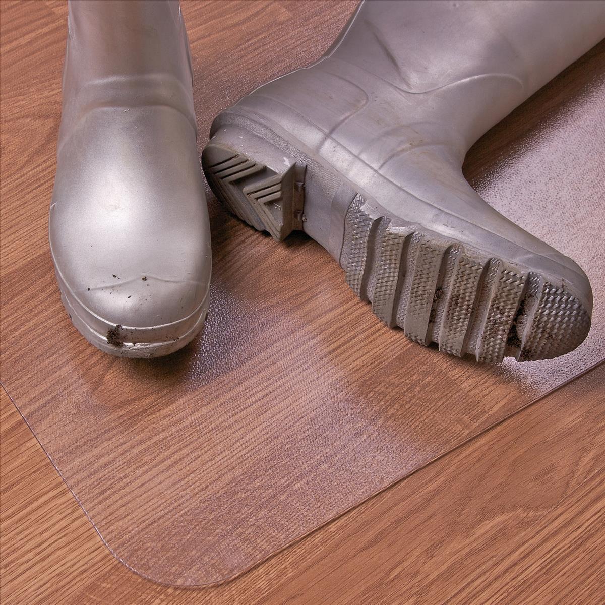 Hometex BioSafe Floor Protection Chair mat Rectangular 1200x750mm