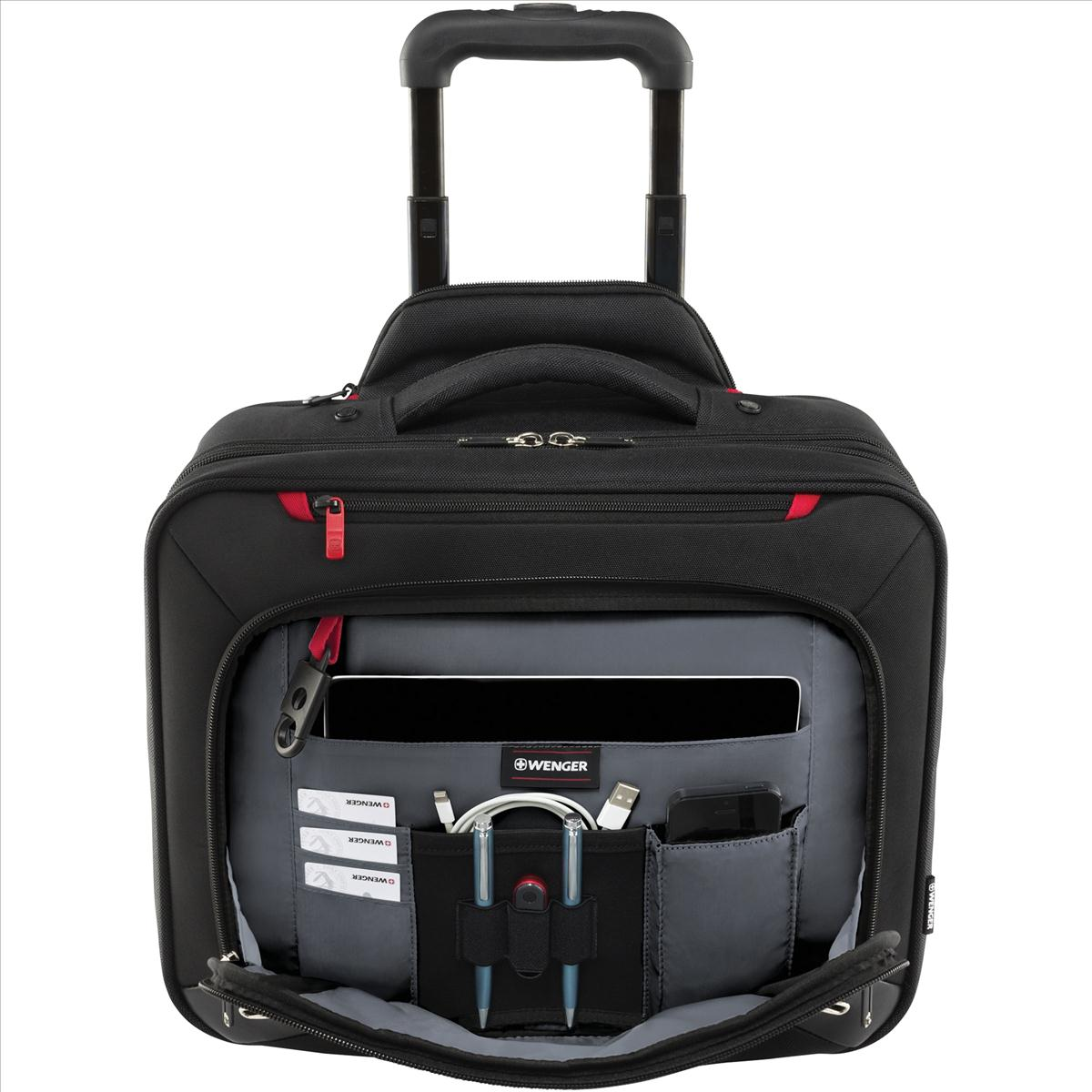 Wenger Transit Wheeled Case with 17inch Laptop Compartment