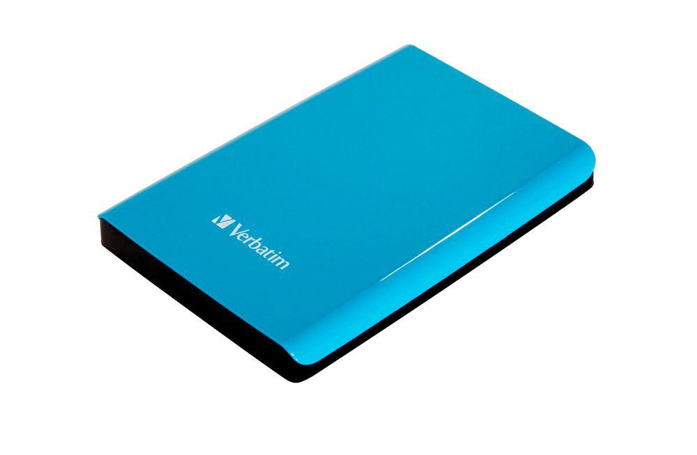 Verbatim Store&Go HardDrive Blue 500GB