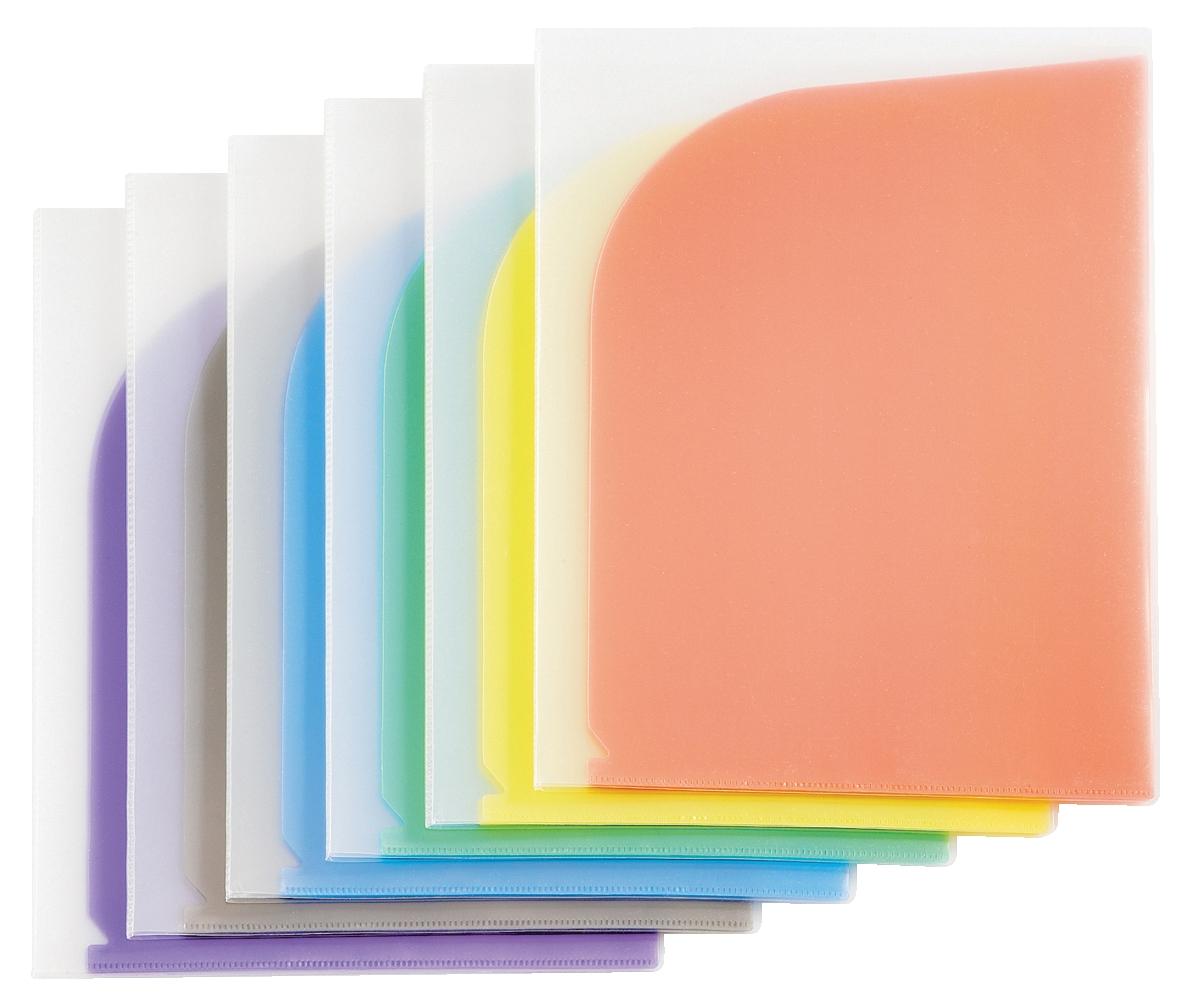 Tarifold A4 8 Pocket Folder Asst Pk6