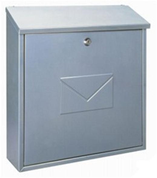 Rottner Firenze Mailbox Silver T03428