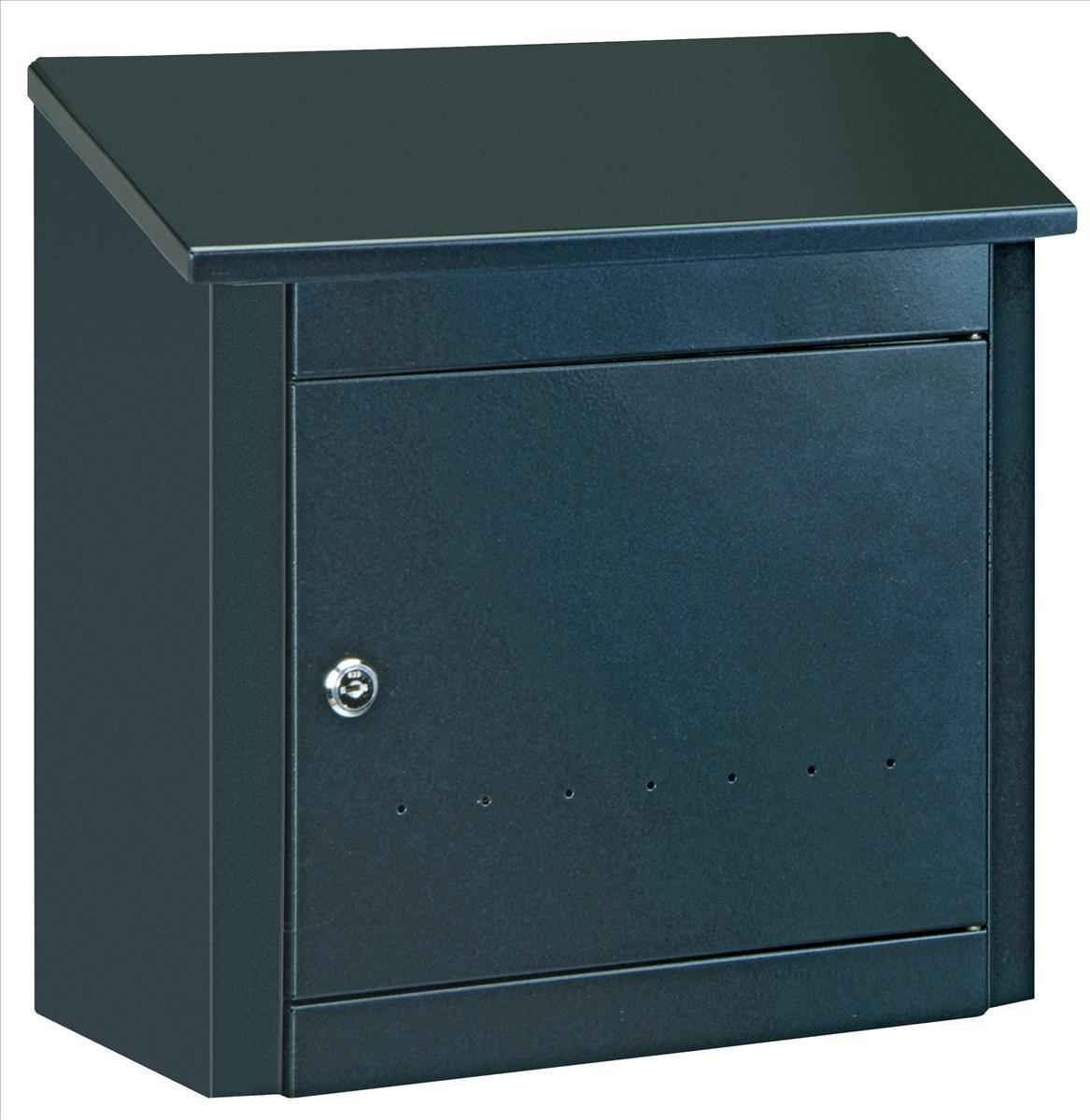 Rottner Turin Mailbox Black T04665