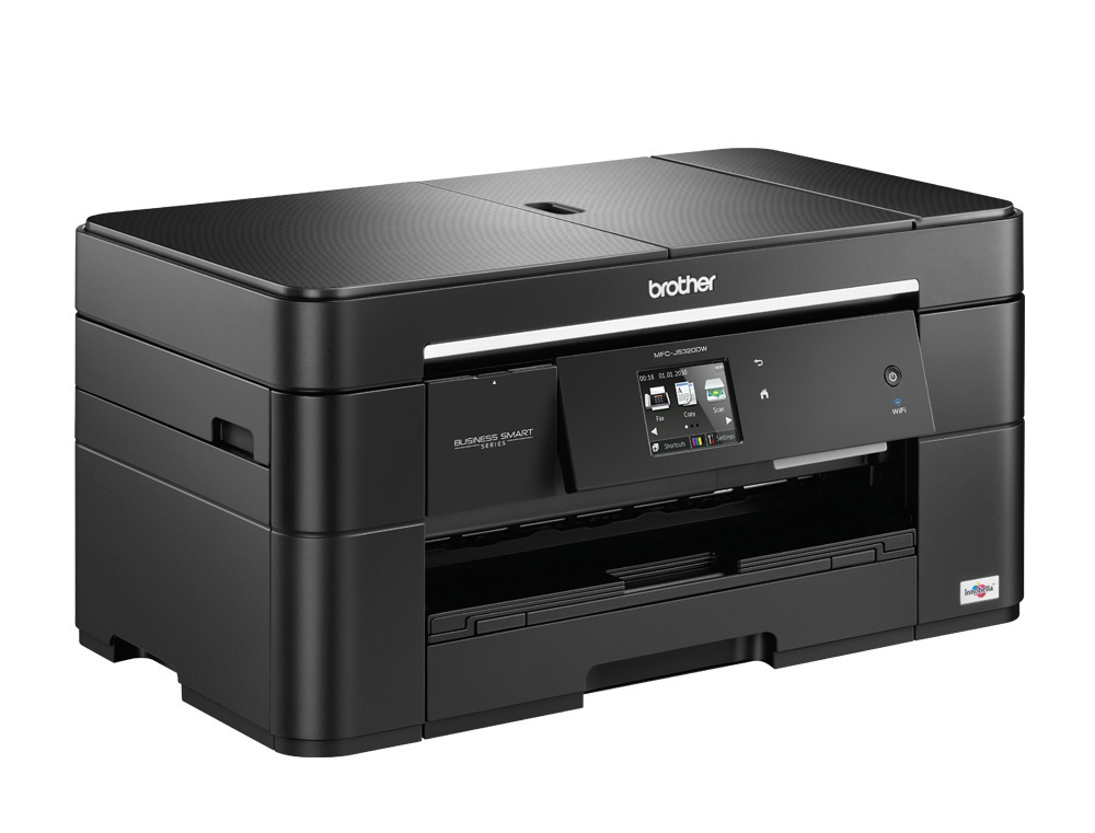 Brother MFC-J5320DW A3 Inkjet All-in-One Printer with Fax Duplex Wireless Black (Pack of 1) MFCJ5320DWU1