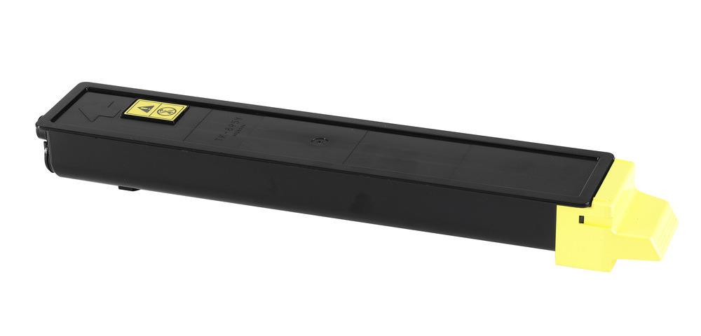 Kyocera Laser Toner Cartridge Page Life 6000pp Yellow Ref TK-895Y