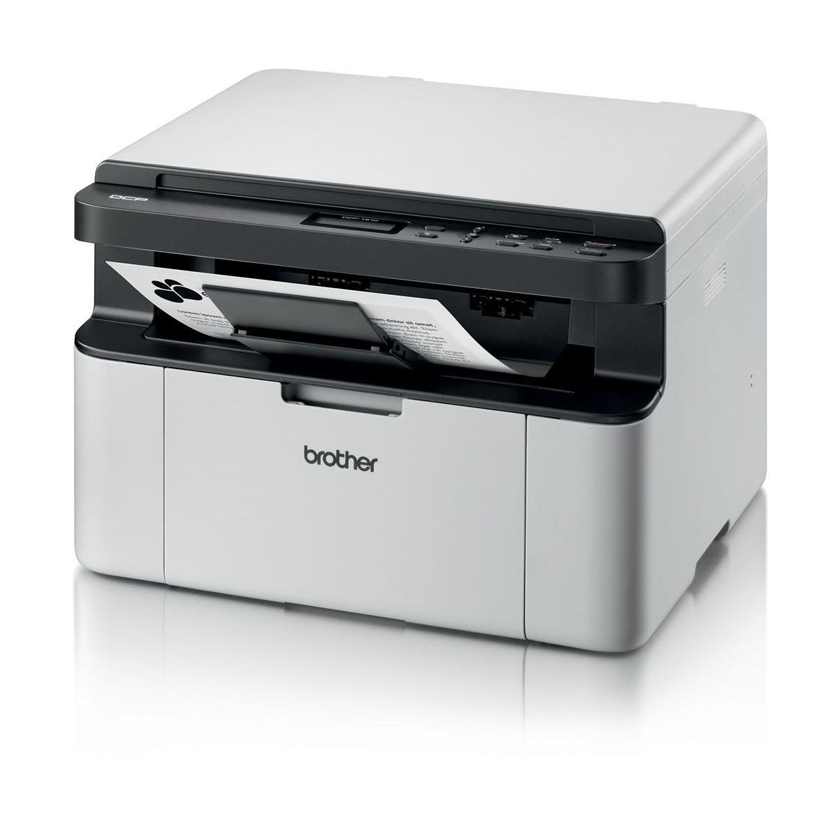 Brother DCP1510MF Mono Multifunction A4 Laser Printer Ref DCP1510ZU1