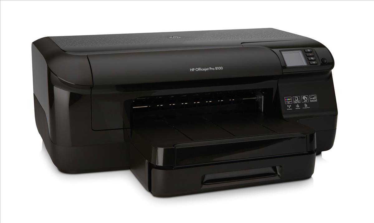 HP OfficeJet Pro 8100 Inkjet e-Printer Black Code CM752A