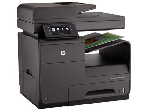 HP Officejet Pro X576DW MFP CN598A