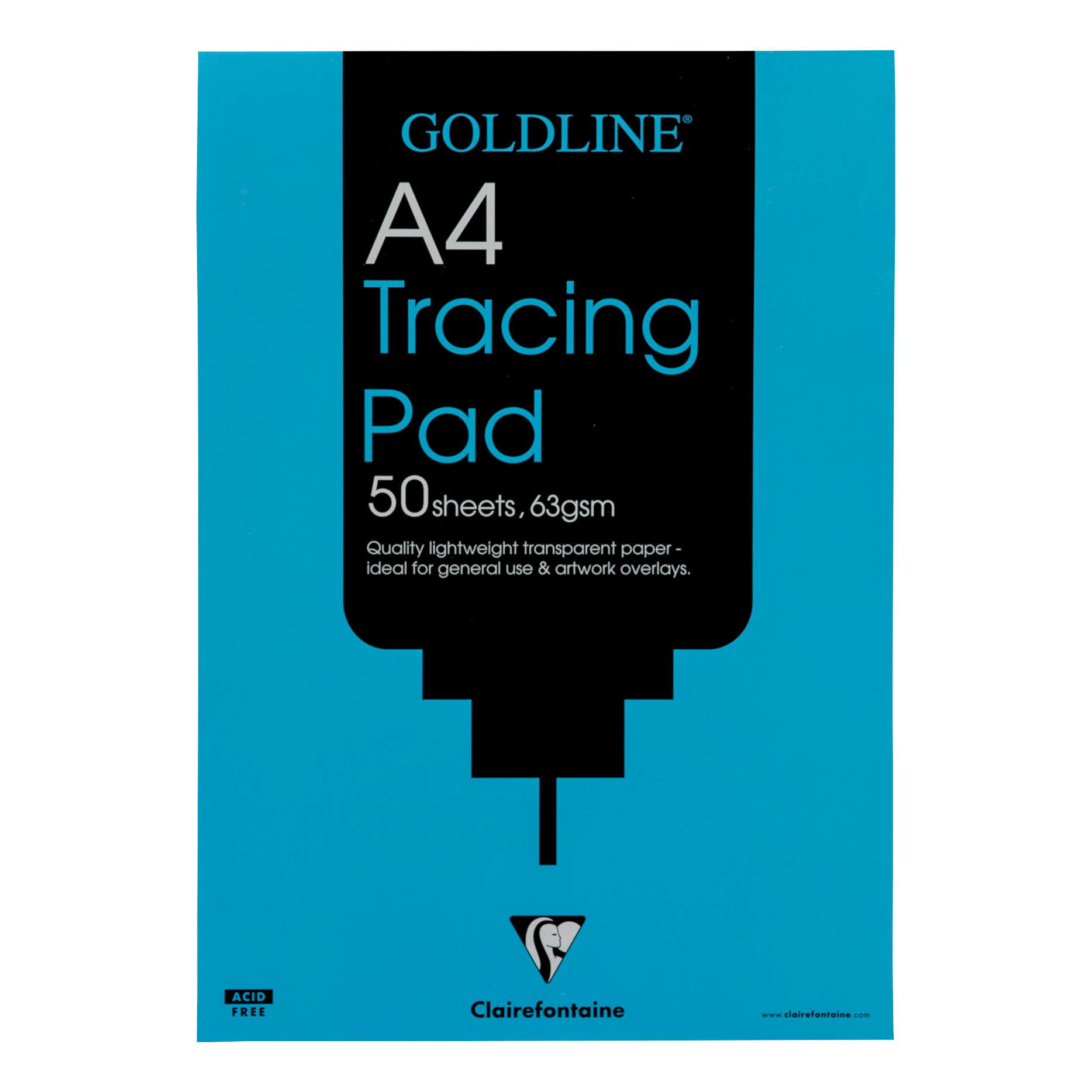 Goldline A4 Popular Tracing Pad GPT2A4Z