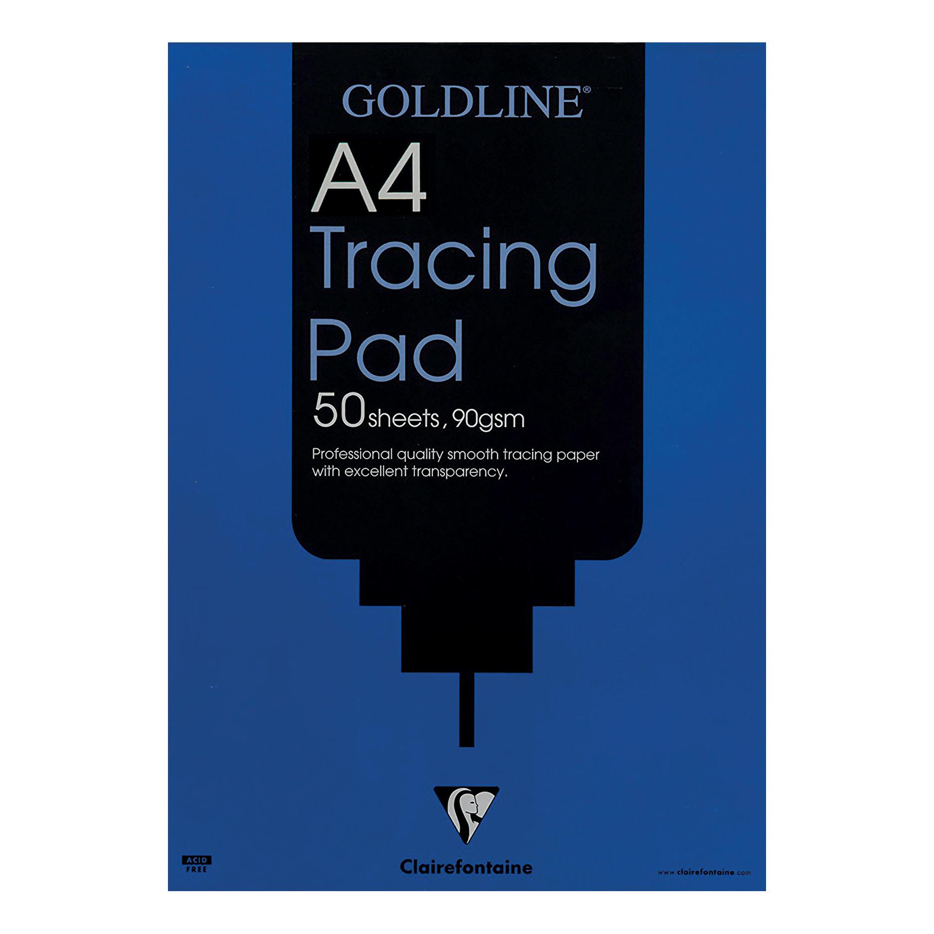 Goldline A4 Profess Tracing Pad GPT1A4Z