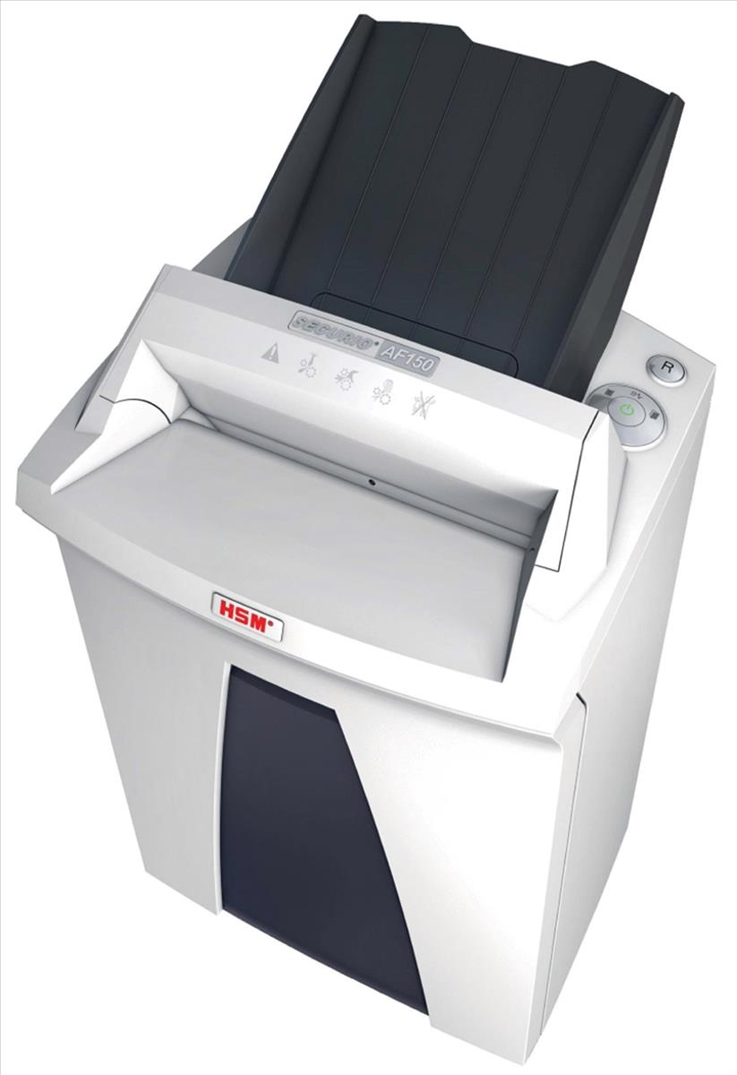 Image for &HSM AF150 Autofeed shredder 1.9x15mm