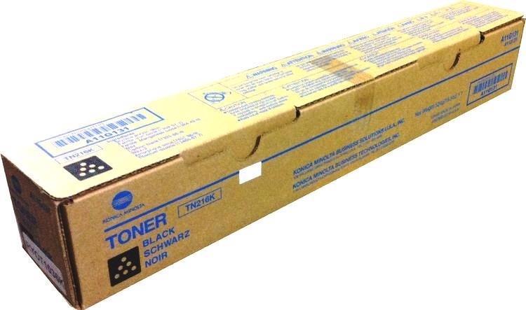 Minolta Black Toner TN216K