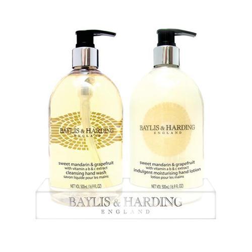 Baylis & Harding Handwsh Handcream 500ml