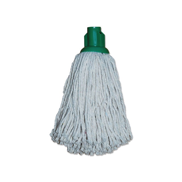 Eclipse Hi-G Blend Mop Head 12oz/350g Green Ref MHCE12G