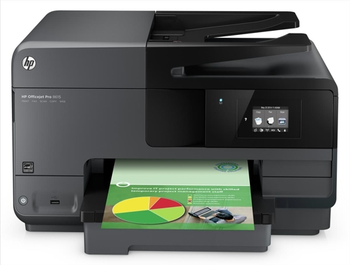 HP Officejet Pro 8615 Inkjet MF Printer