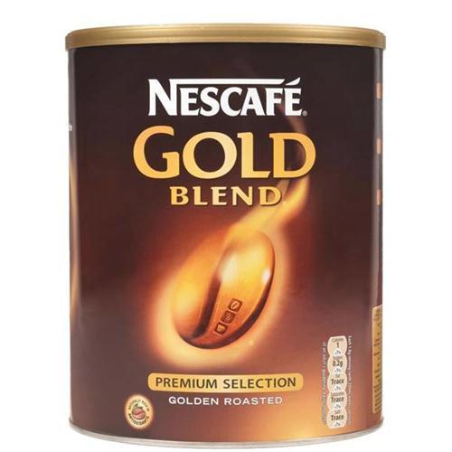 Nescafe Gold Blend Coffee 1kg Tin Ref 5210470