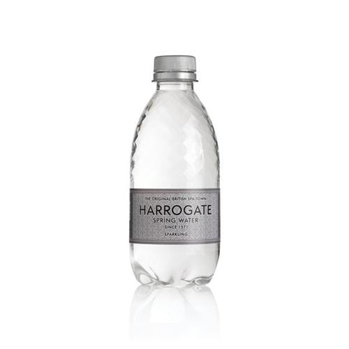 Harrogate Sparkling Water 330ml Pk30