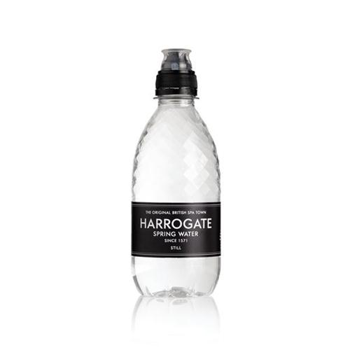 Harrogate Still Water Sport Cap 330ml Ref P330303SC [Pack 30]