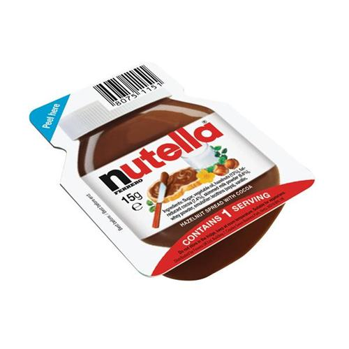 Nutella Single Portions 15g Pk120 NST437