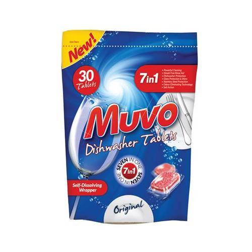 Muvo Original 30Pk Dishwasher Tablets