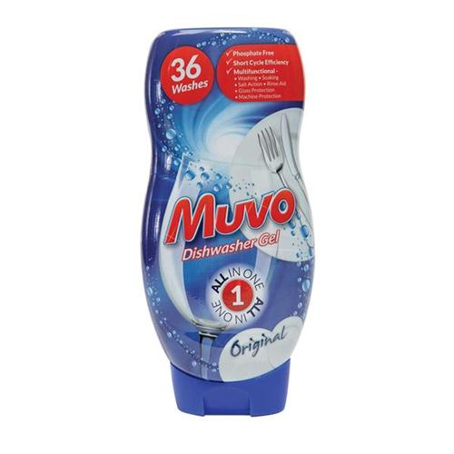 Muvo Original Dishwasher Gel Pk36 Wash