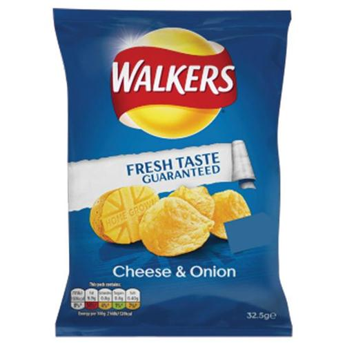 Walkers Cheese & Onion PK48 - 69882