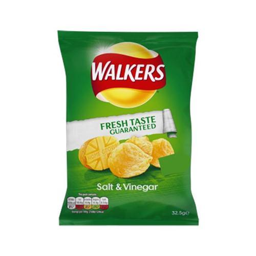 Walkers Salt & Vinegar PK48 - 46175