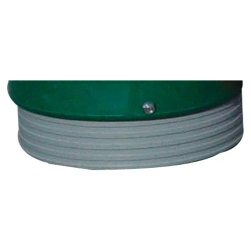 Ground Plate Fixing For Outdoor Bins