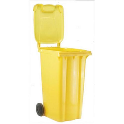 **Wheelie Bin 360L Yellow