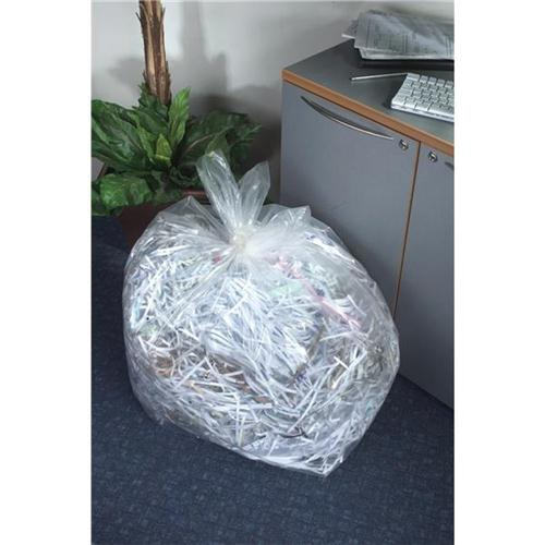 5Star Clear Bin Liners Light Duty Bx200