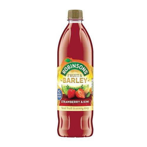 Robinsons Strawberry & Kiwi 1ltr Bottle