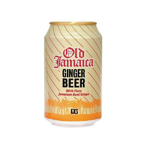 Jamaican Ginger Beer 330ml Pk24