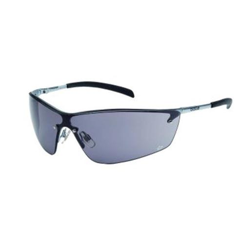 Bolle Silium Safety Spectacle Poly Carbonate Antiscratch Antifog-Smoke Lens Code 292909