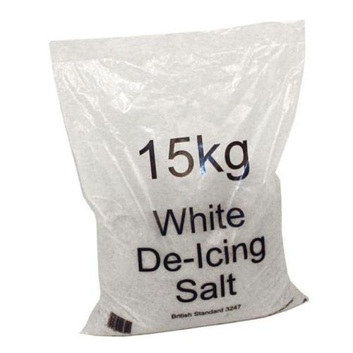 Salt Bag De-icing 15kg [Packed 72]