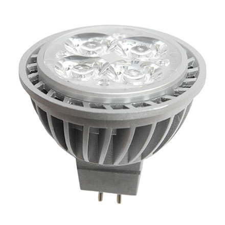 GE 7W GU5.3 MR16 LED Bulb Dimmable 500lm EEC-A 12V Extra Warm White Ref93048796 Upto 10 Day Leadtime