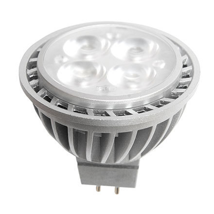 GE 7W GU5.3 MR16 Dimmable LED Bulb 530lm EEC-Aplus 12V Warm White Ref93048799 Up to 10 Day Leadtime