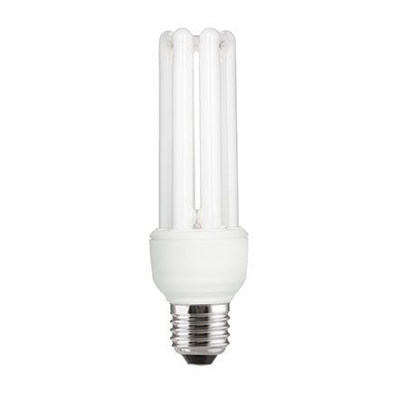 Image for GE 20W T3 Hex E27 Compact Floures Tube 1185lm EEC-A Extra Warm White Ref 72379 Up to 10 Day Leadtime