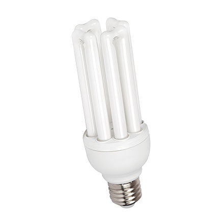 GE 23W T3 Oct E27 Compact Floures Tube 1400lm EEC-A Cool White Ref72383 Up to 10 Day Leadtime