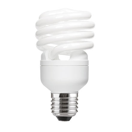 GE 23W T2 Heliax E27 Spiral Cpt Flrs Bulb Screw Fit 1380lm EEC-A Daylight Ref85651 Up to 10Day Leadtime
