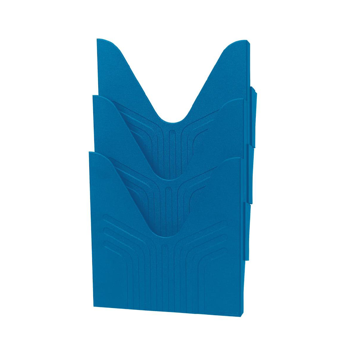 Avery Mainline Display File A4 Blue Ref 144-3 BLUE [Pack 3]
