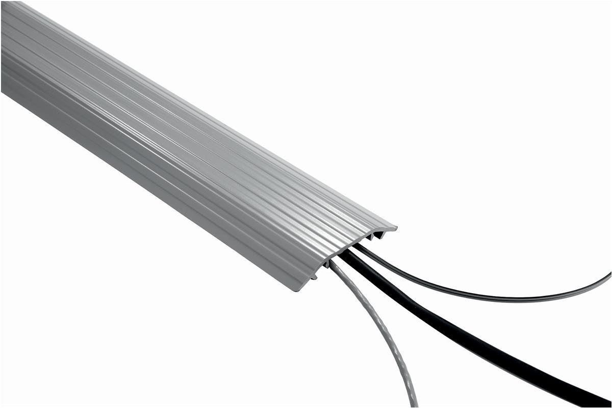 Clip-Top Cable Ducting 100x1500mm Grey
