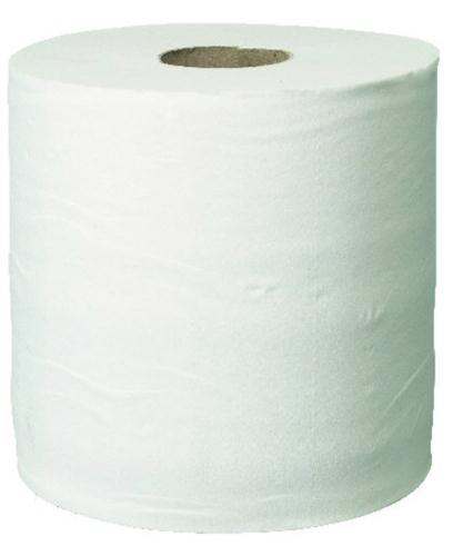 Pristine Centre-feed Hand Towel Roll 2-Ply 150m White Pack 6