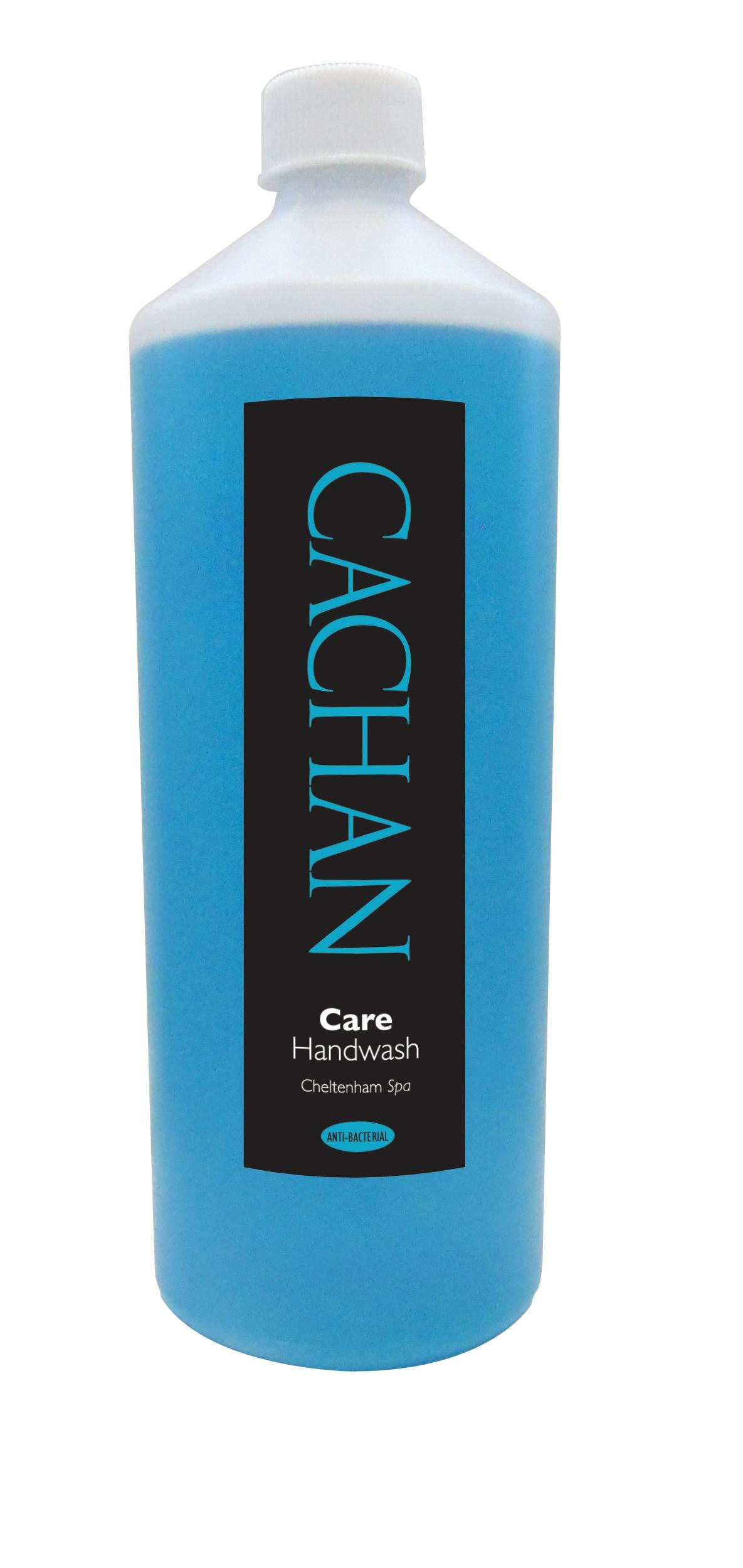 Cachen Silk Liquid Handwash 1Litre