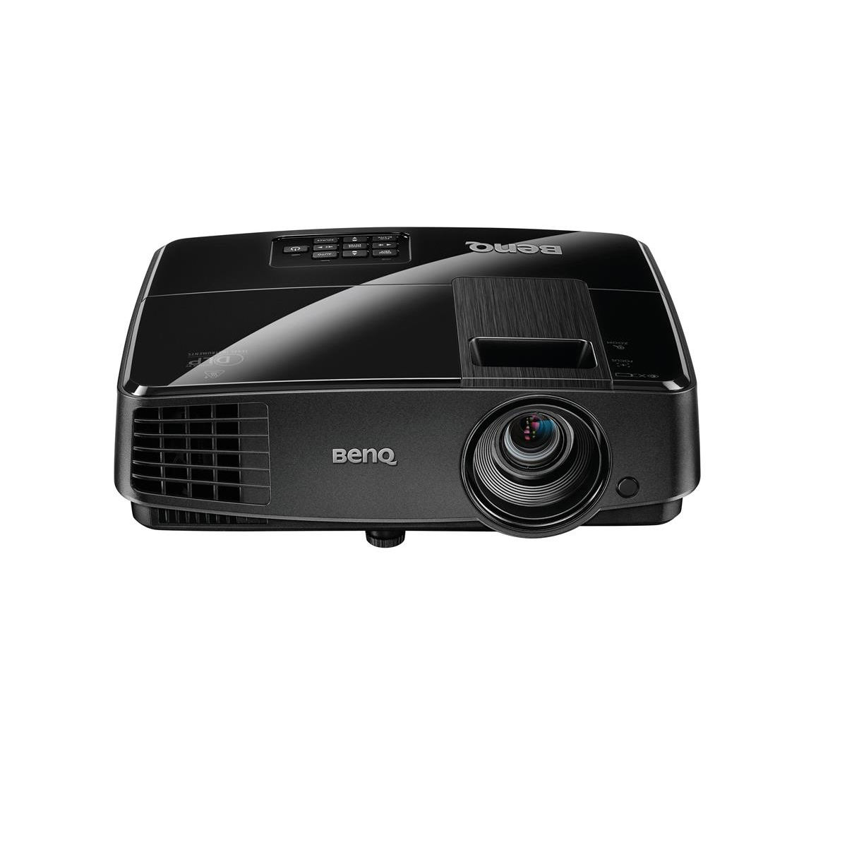 BenQ MS506 Projector SVGA 3200 ANSI Lumens 13000-1 Contrast Ratio Black Ref MS506
